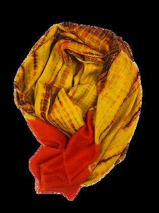 Tie & Dye –Yellow Orange