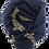 Thumbnail: Golden Aari – Navy Blue
