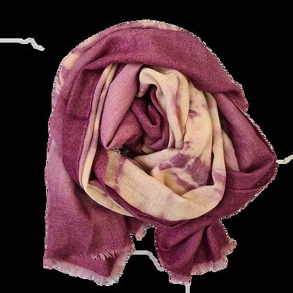 tie & dye - purple