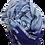 Thumbnail: Minimal Embroidery Tie & Dye – Light Blue