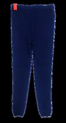 Cashmere Lounge Leggings – Navy Blue