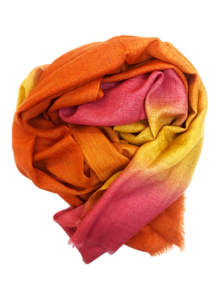 Tie & Dye – Orange, Pink & Yellow