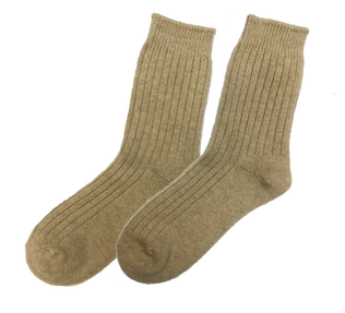 Cosy Socks – Natural