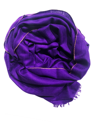 Incredible Colors – Deep Purple Orange Border
