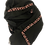 Thumbnail: Minimal Embroidery U Shape – Black
