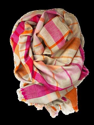 Tartan – Pink Maharani
