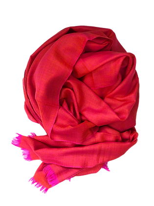Double weave – Pink Maharani