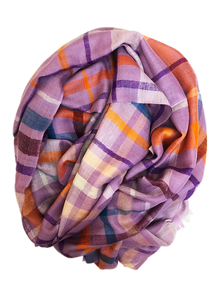 Tartan – Lavender