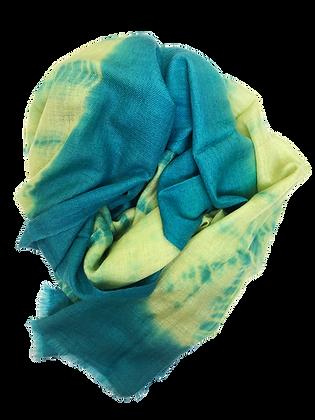 Tie & Dye– Green & Light Green