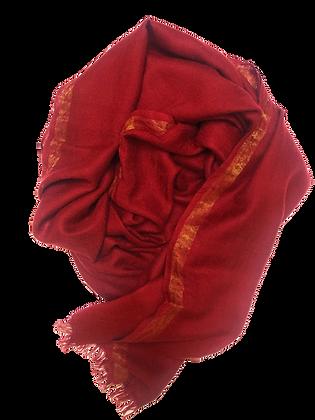 Golden Zari – Red