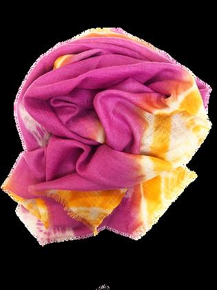 Tie & Dye – Pink Maharani