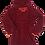 Thumbnail: Cashmere Lounge Hoodie & Dress – Buddha Red