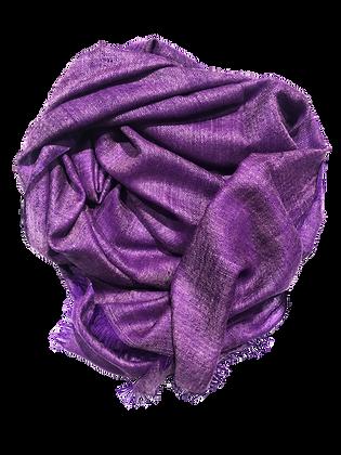 Double Weave – Purple
