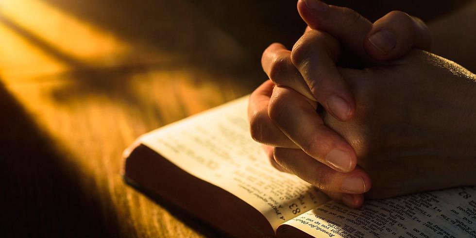 Men's Bible Study - Nehemiah Chapter 4