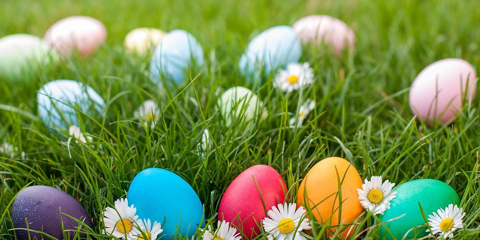 Fun in the Sun/ Easter Egg Hunt