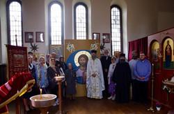 Ikonen med Kristus Pantokrator