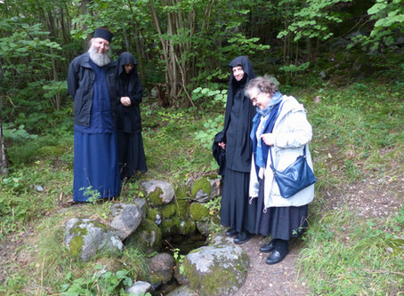 En liten pilgrimsfärd i sökandet efter synliga spår av tidig kristendom i Sverige