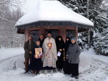 Firande av Helige Josefs festdag i Järbo