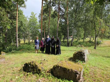 I de bortglömda fotspåren av Helige Sven av Arboga