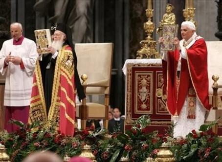 Bytet av kalender 1924 och ekumenikens heresi