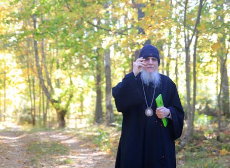 Metropolit Kyprianos egen rapport från sitt senaste besök i Stockholms Ortodoxa stift