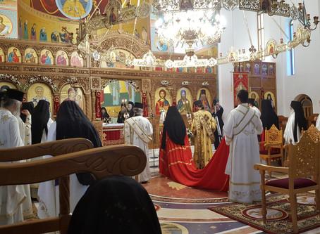 Pilgrimsfärd till Grekland 2017