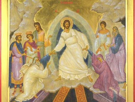 Påskhomilia från synoden 2019