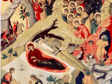Homilia till Kristi födelse