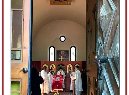 Senaste numret av Ortodoxt kyrkoliv