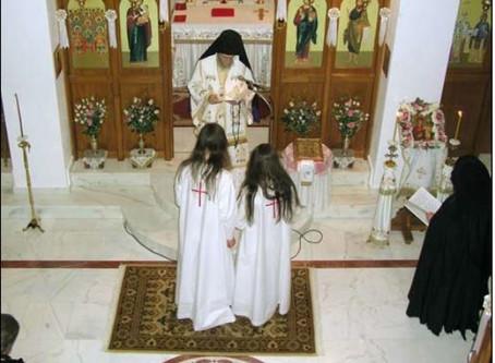 Ortodoxt kristet klosterliv och kvinnlighet