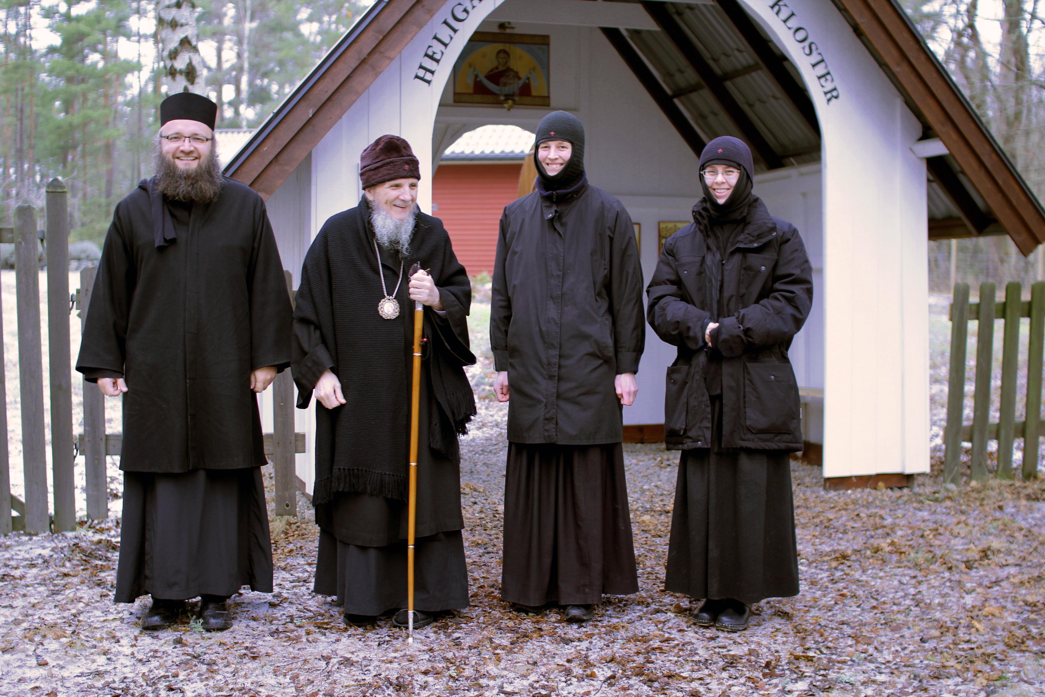 Heliga Philothei Ortodoxa kloster