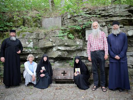 Pilgrimsfärd i spåren av de första kristna i Sverige - Västergötland 2018