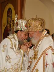 Met. Kyprianos konsekration till biskop 2007