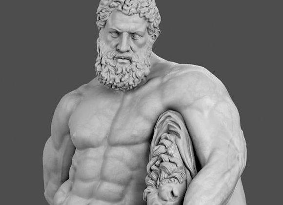 GREEK GOD // JÕUSAALI KAVA 1.O