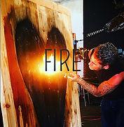 Bras Junkie creative element of fire