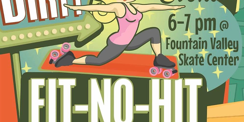 FIT-NO-HIT Monday Mornings 10-11am!