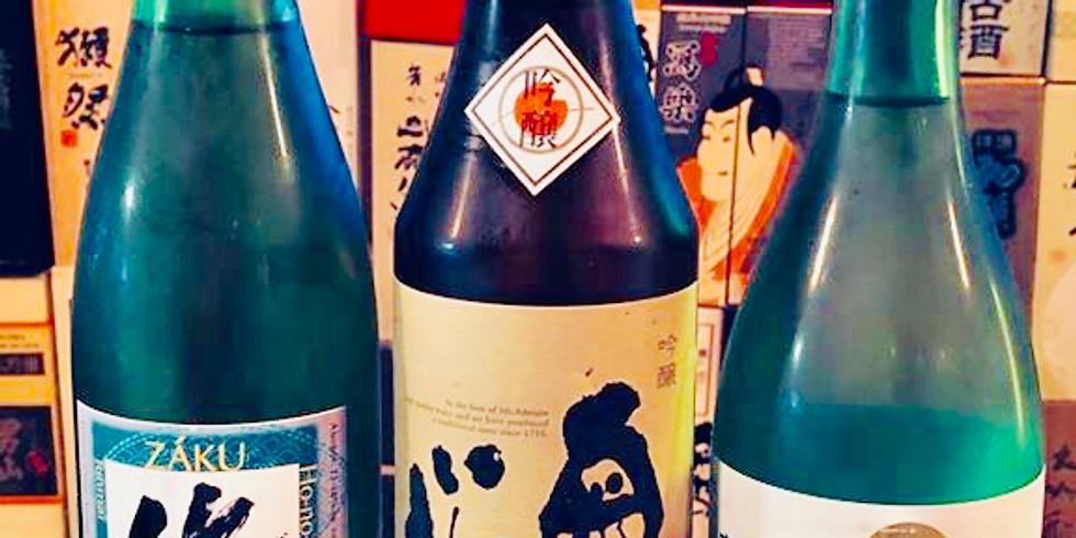 Seattle: Let's go learn about saké!