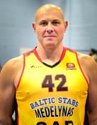 Tomas Kazlauskas - Captain