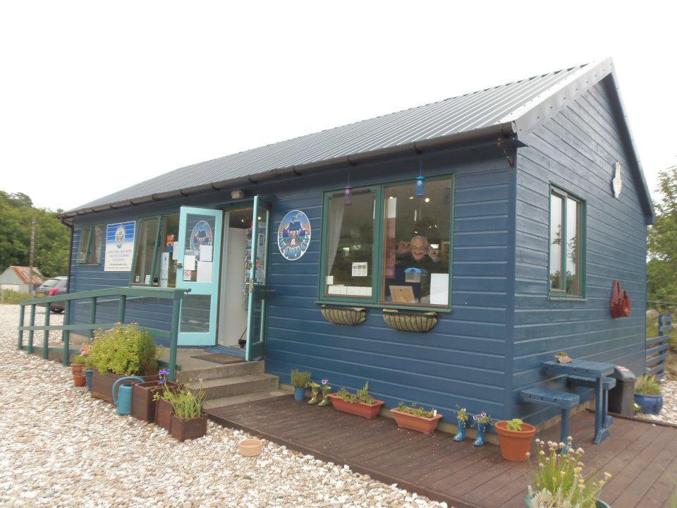 Blue Shed Cafe Torrin