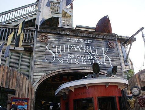 Things To Do With Kids In Key West Shipwreck Museum