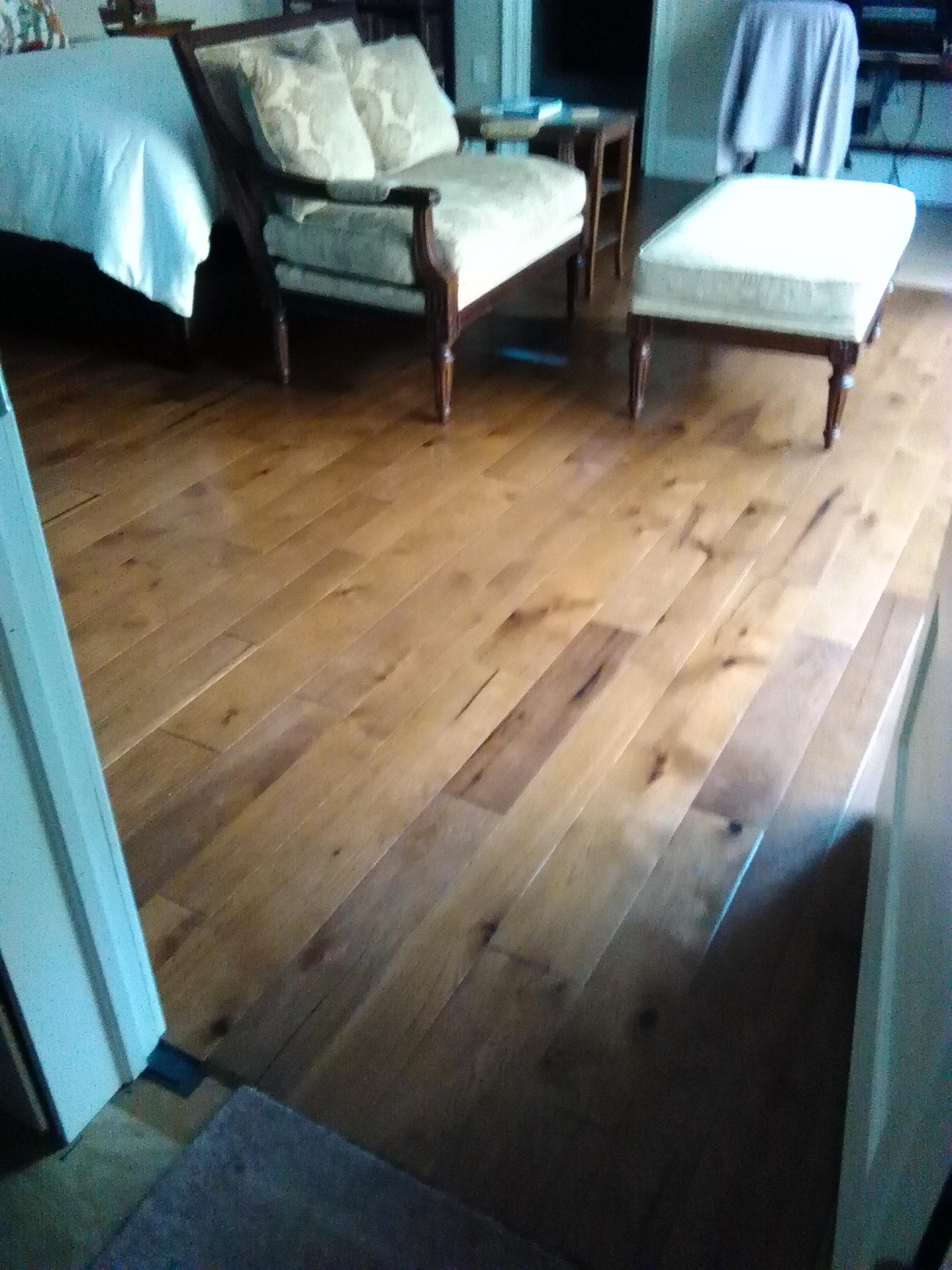 Bella Cera wood floor Key West