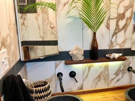 Key West Style In Tile Design