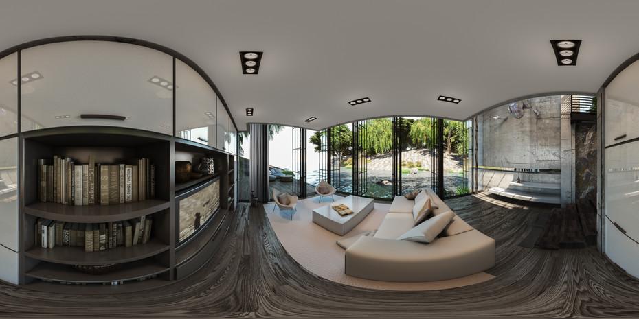 VR - Living Room