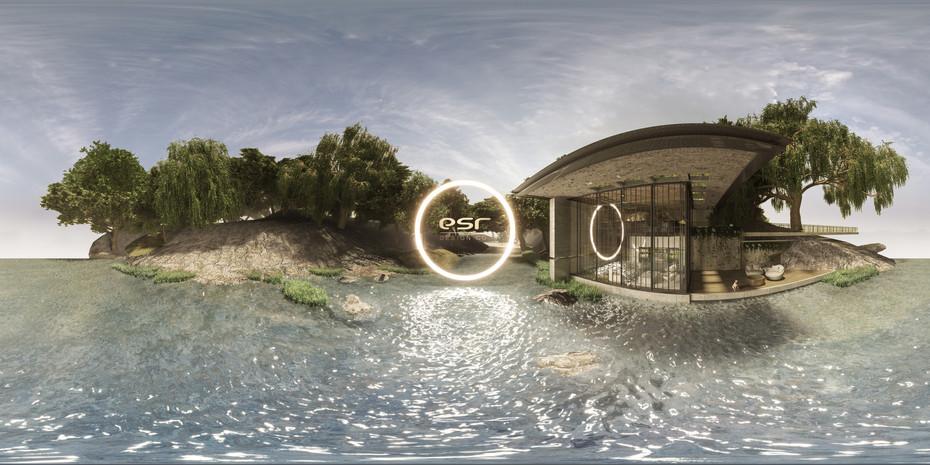 VR - Landing Page