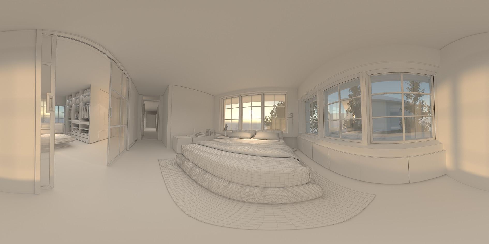 VR - Bedroom