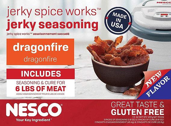 Nesco Beef Jerky Seasoning DRAGONFIRE