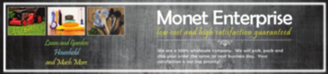 Monet Enterprise LLC Wholesale Goods Pest Control Household Kitchen Lawn and Garden Miracle Gro Loctite Victor Nesco Jerky Seasoning