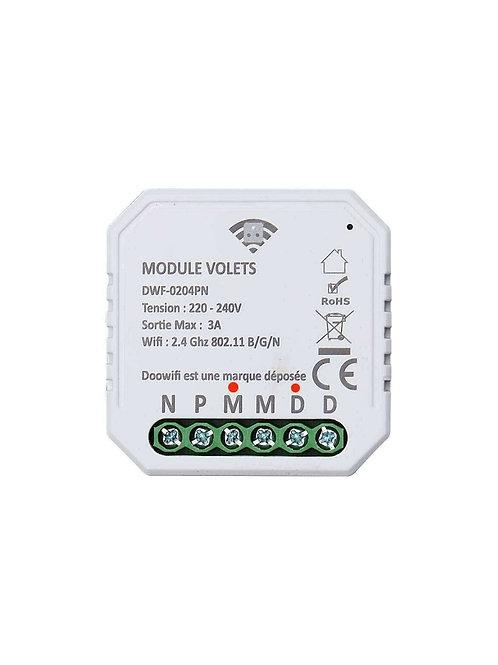 Module volet wifi DOOWIFI DWF-0204PN