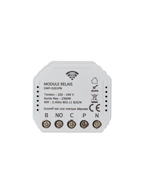Module relais wifi DOOWIFI DWF-0201PN
