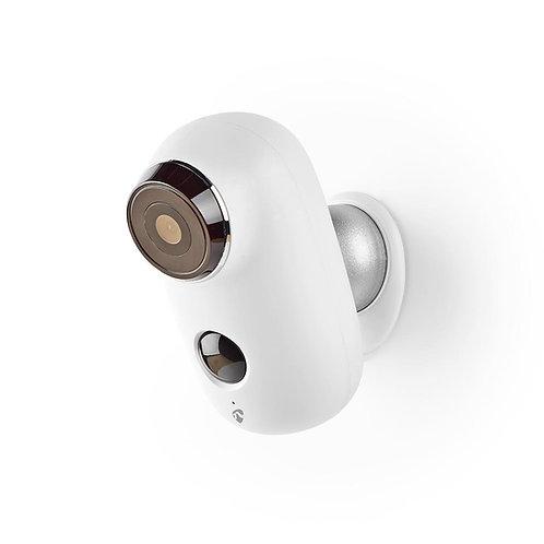 Caméra extérieure SmartLife Nédis WIFICBO10WT